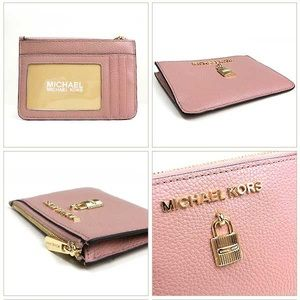 Authentic Michael Kors Mercer Small Coin Purse